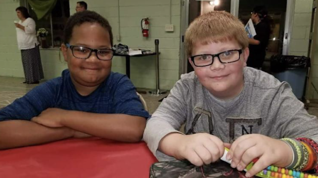 After his best friend died, a 12-year-old Michigan boy raised $2,500 to pay for the headstone