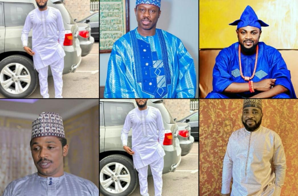 Net worth and Profile Summary of Alinuhu, Adam A Zango, Aminu Sharif (Momo), Sadik Sani Sadik and Zahradden Sani