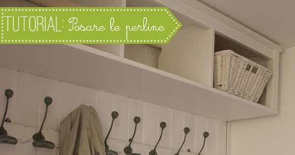 Tutorial come montare le perline  Home Shabby Home