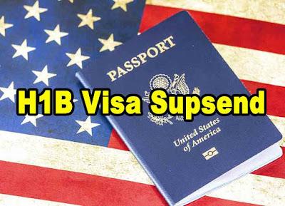 Trump blocks H1B visa businesses say decision will hurt US recovery