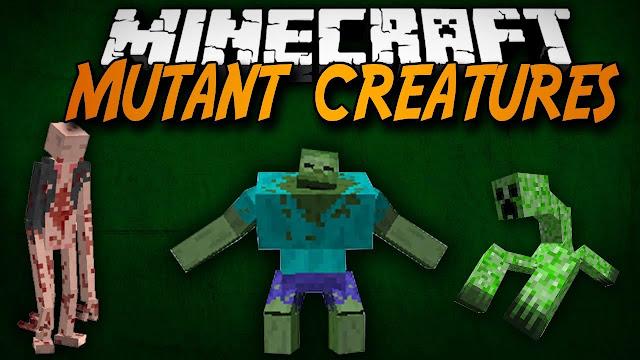 le mod mutant creatures 1.7.10
