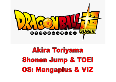 Tanggal Rilis Komik Dragon Ball Super Chapter 61