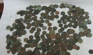 Coins Seized in Turkey