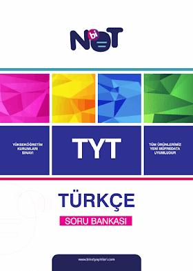 Binot TYT Türkçe Soru Bankası PDF