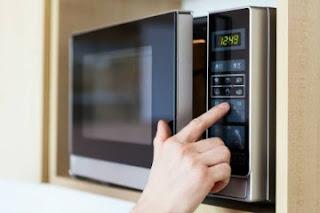 household electronic microwave
