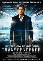 Transcendence: Identidad Virtual (Trascender)