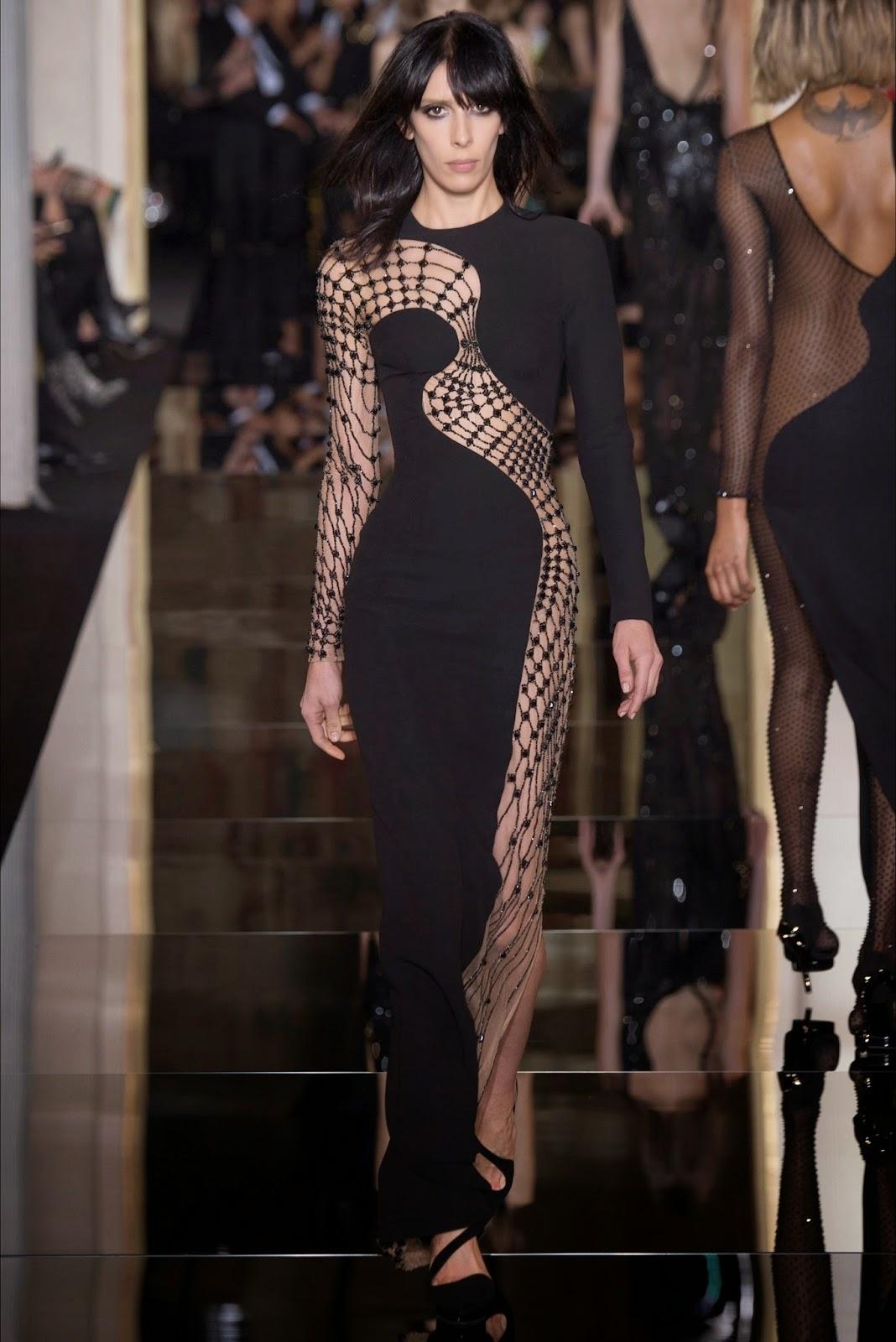 Paris Haute Couture - Atelier Versace, Georges Hobeika ...