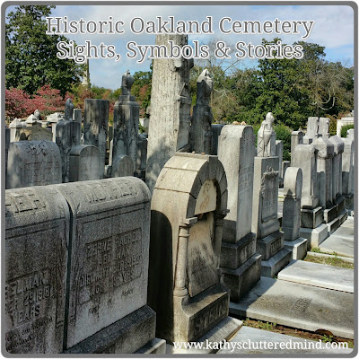 Historic Oakland Cemetery - Sights, Symbols & Stories