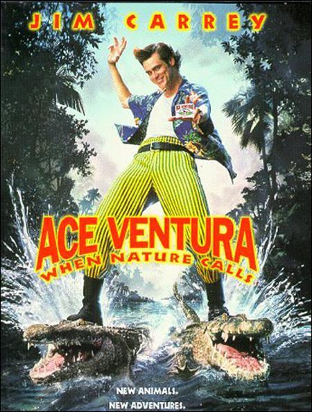 Descargar ver Ace Ventura Operación Africa 1995 HD Rip Castellano