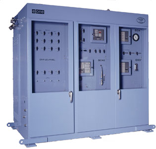 electric power generator monitoring station integrated multi-function