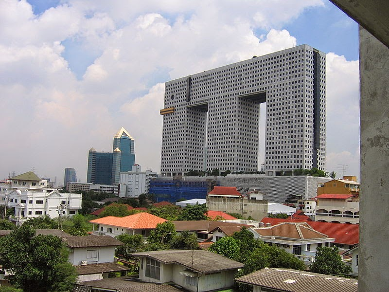 The Elephant Tower, Bangkok, Thailand