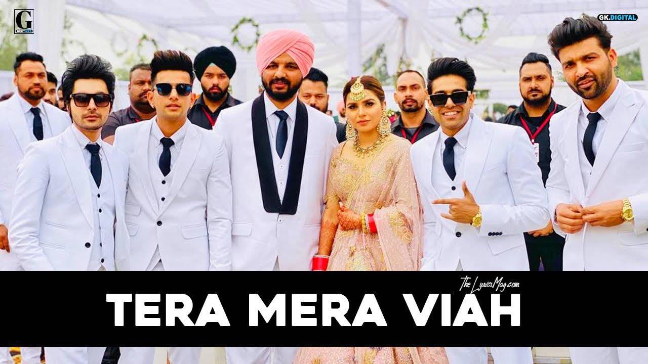 Tera Mera Viah Lyrics : Jass Manak