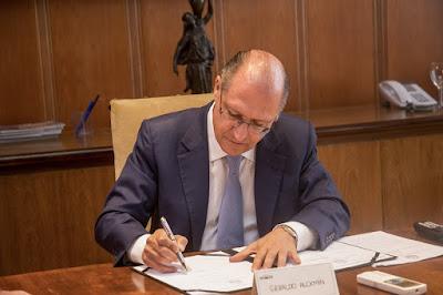 Geraldo Alckmin libera R$ 2,25 mi do FID para IB monitorar impactos ambientais da aplicação de agrotóxico