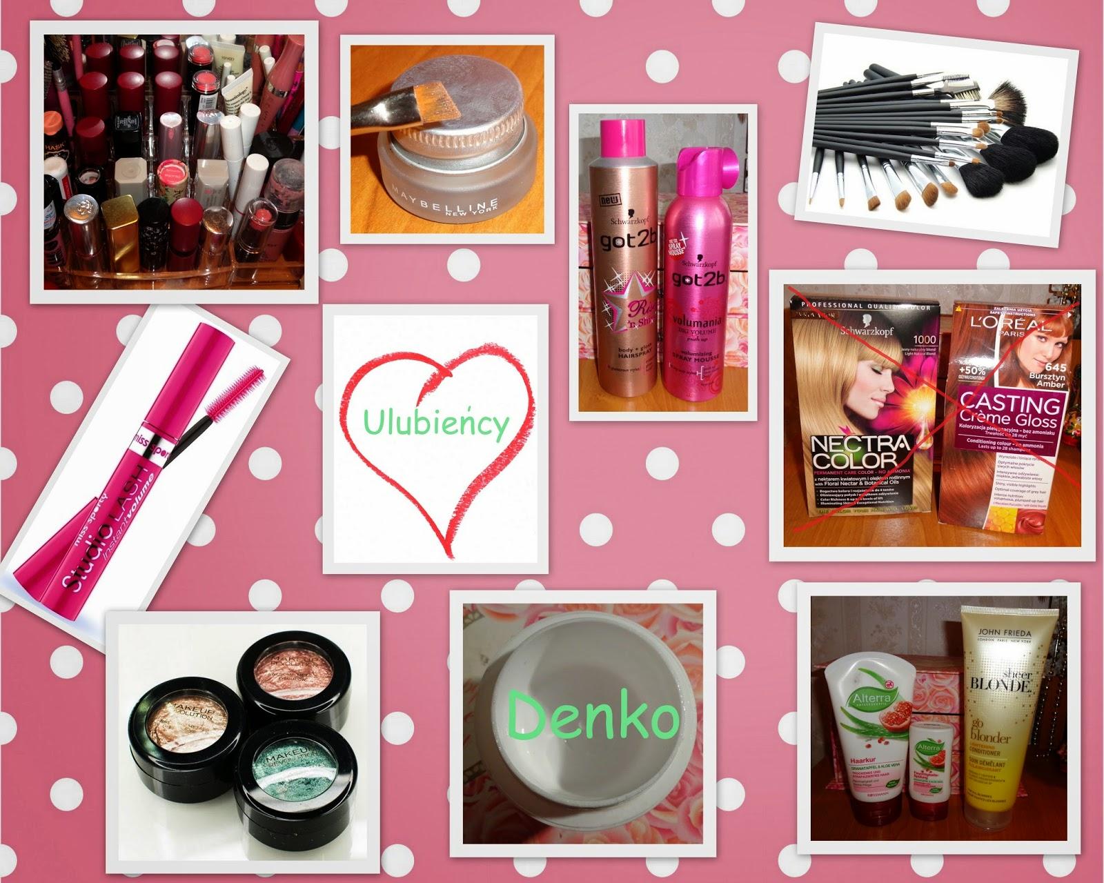 Kosmetyczne i blogowe postanowienia noworoczne: więcej/ pierwszy raz/ w ogóle nie