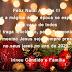 Feliz Natal, são os votos de Irineu Cândido e Família