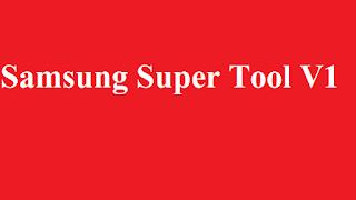 Samsung Super Tool V1