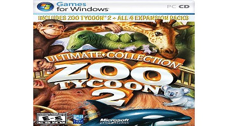 Zoo Tycoon 2 Ultimate Collection Free Download PC Game - Gsekai