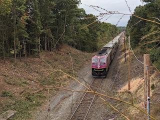 MBTA Franklin Line: Through Wednesday - Franklin Line delay due to signal problem