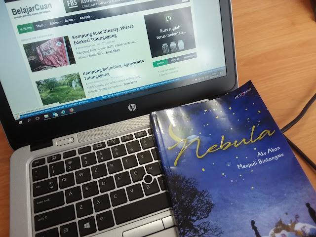 "Review Novel ""Nebula Aku Akan Menjadi Bintangmu"""