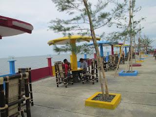 Tempat Wisata The Sea Pantai Cahaya