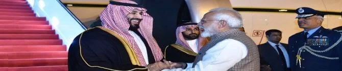 Strategic Partnership Is A New High In Saudi-India Ties