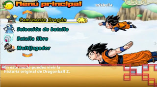 DESCARGA! YA NUEVA ISO DBZ TTT MOD V3 + MENÚ STYLE BT4 CON AUDIO LATINO [FOR ANDROID Y PC  PPSSPP]
