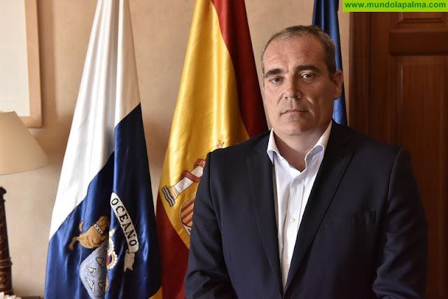 El Servicio de Ordenación del Cabildo insta al alcalde de El Paso a no poner trabas en el desarrollo turístico del municipio