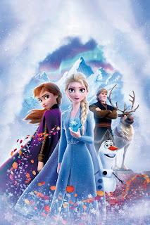 Frozen Cartoon Mobile HD Wallpaper