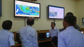 umbilikus Gempa Kota Binjai, Getarannya hingga ke Medan