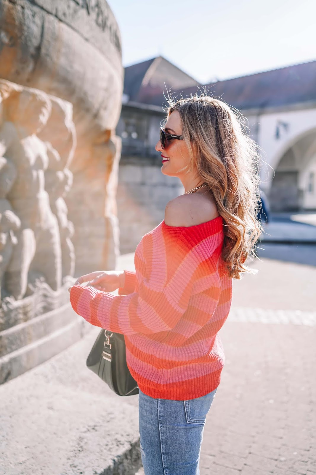 pinker Pullover fashionstylebyjohanna