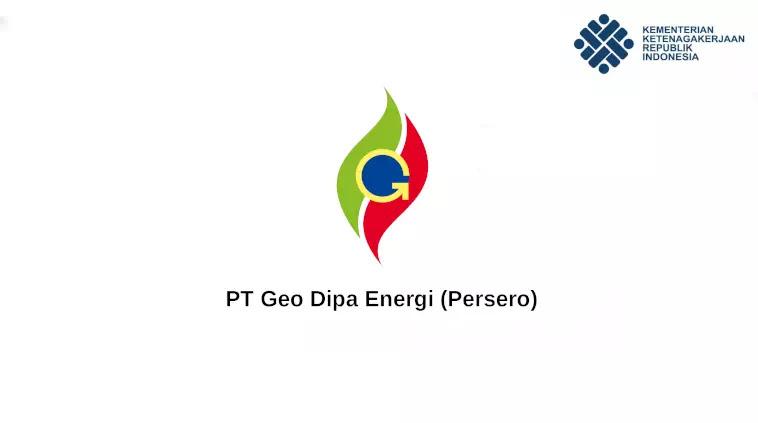 loker PT. Geo Dipa Energi terbaru