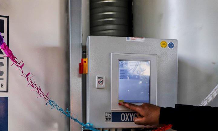 जुबिलेंट ने दिया ऑक्सीजन जेनरेटर प्लांट