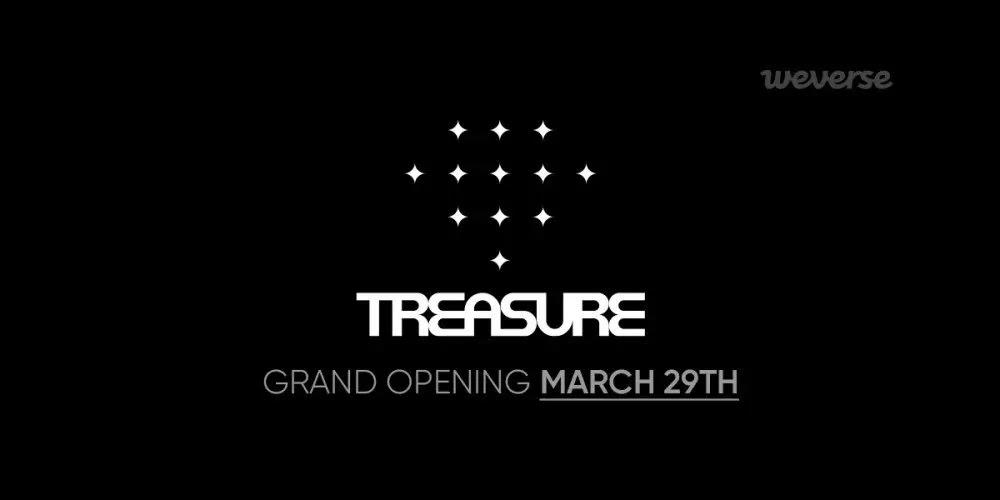 TREASURE Officially Joins Weverse's Global K-Pop Fan Community Platform