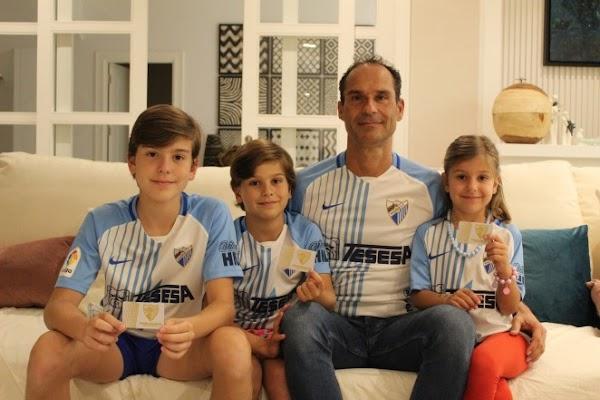 Málaga, el carné dorado se convierte en el plan estrella para el Día del Padre