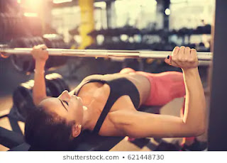 göğüs dikleştirme- kol sıkılaştırma- sırt egzersizleri