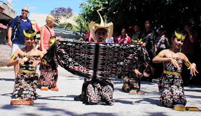 Tari Tradisional Cerana Kupang Nusa Tenggara Timur