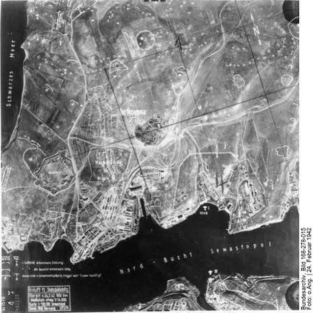 Luftwaffe reconnaissance of Sevastopol, 24 February 1942 worldwartwo.filminspector.com