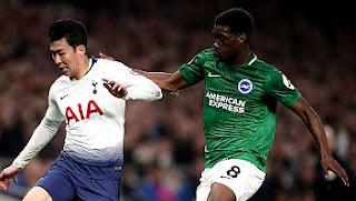 Tottenham vs Brighton 1-0 Highlights