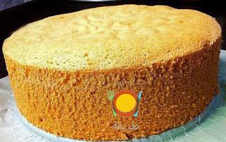 سر نجاح الكيكة العادية وانتفاخ الكيك