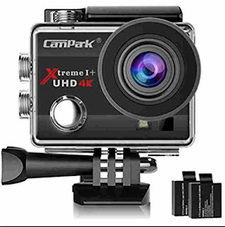 Campark ACT74 Action Camera 16MP 4K WiFi Underwater Photography Buy Online