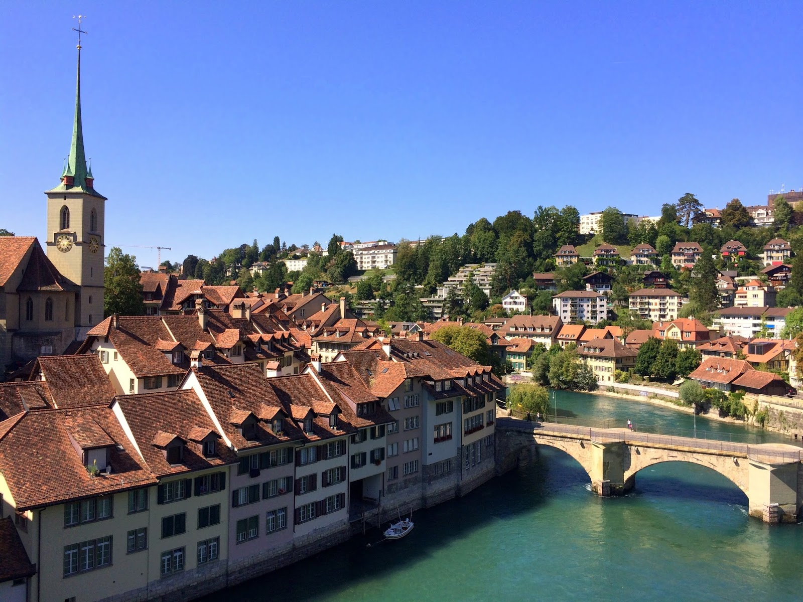 travel to bern switzerland cheap