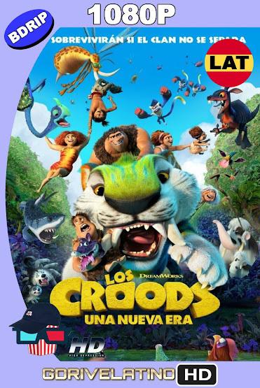 Los Croods 2: Una Nueva Era (2020) BDRip 1080p Latino-Ingles MKV