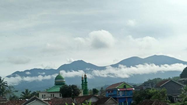 Gunung gede, Desa Citamiang