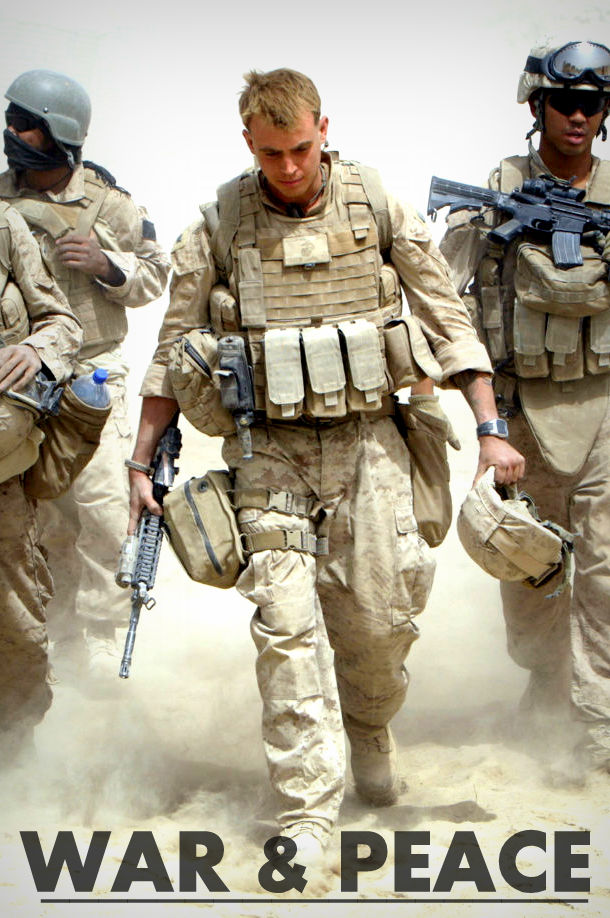 Soldiers of Afghan War
