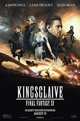 Kingsglaive: Final Fantasy XV – Dublado