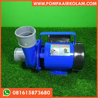 Pompa Air Irigasi Sawah