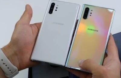 Plus yang baru sekarang diluncurkan untuk konsumen Cara Membedakan Samsung Note 10 Asli dan Yang Palsu