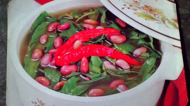 Resep bumbu sayur asem kangkung Sederhana dan Praktis
