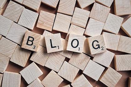 Tips Menjadi Blogging Profesional Dengan Keuntungan Besar