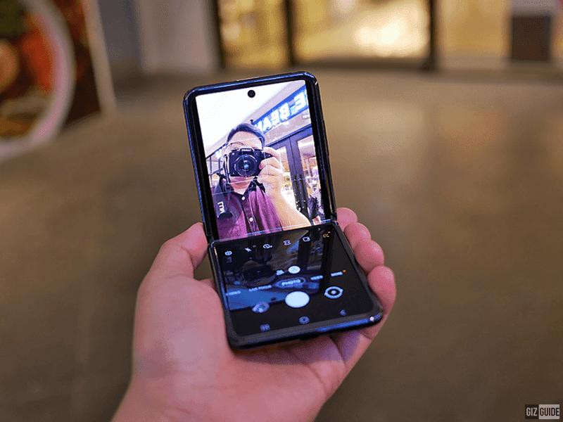 DxOMark: Samsung Galaxy Z Flip's selfie cam disappoints